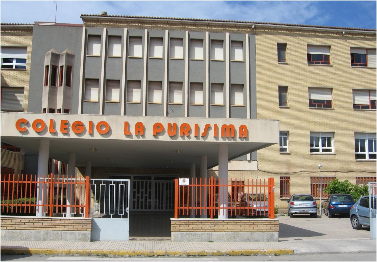 Colegio La Purísima  Alzira